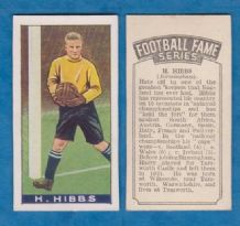 Birmingham City Harry Hibbs England